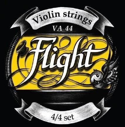 Струны для скрипки Flight VA44, 4/4 medium