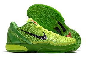 "Баскетбольные кроссовки Nike Kobe Protro VI (6) ""Green"", фото 3"