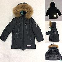 Детские зимние куртки с наушниками SUBERBYBER
