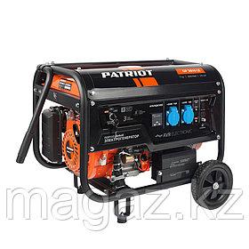 Генератор бензиновый Patriot GP 3810LE.