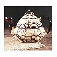 """Чайник керамический """"Черепаха"""""""