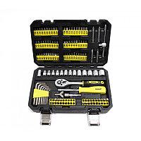 "WMC tools Набор инструментов 130 предметов 1/4"" WMC TOOLS 20130 48166"