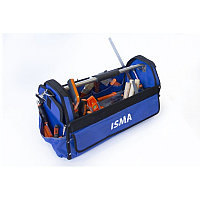"""ISMA Набор инструментов 1505пр.1/4""""(6гр)(5-13мм), в сумке ISMA 515052 47913"""