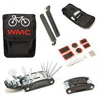 WMC tools Набор инструментов для обслуживания велосипеда 25пр. WMC TOOLS 2525 49888