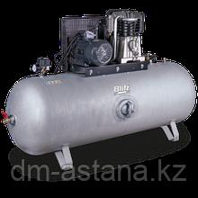 Поршневой компрессор TWIN Logos 650/500, ресивер 500л, произ-сть 495 л/м, давление 10 Бар,  Blitz (Германия)