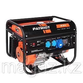 Генератор бензиновый Patriot GP 6510.