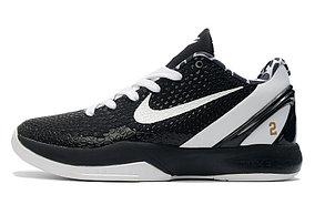 "Баскетбольные кроссовки Nike Kobe Protro VI (6) ""Black"", фото 2"
