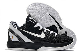 "Баскетбольные кроссовки Nike Kobe Protro VI (6) ""Black"", фото 3"
