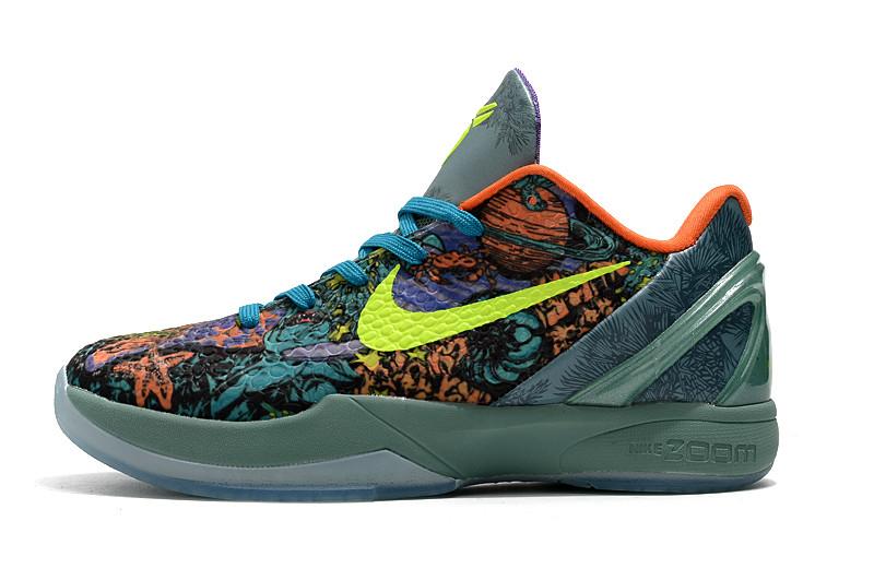 "Баскетбольные кроссовки Nike Kobe Protro VI (6) ""Multicolor"""
