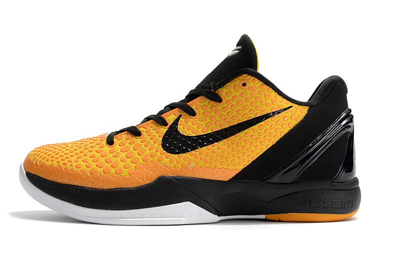 "Баскетбольные кроссовки Nike Kobe Protro VI (6) ""Yellow"""