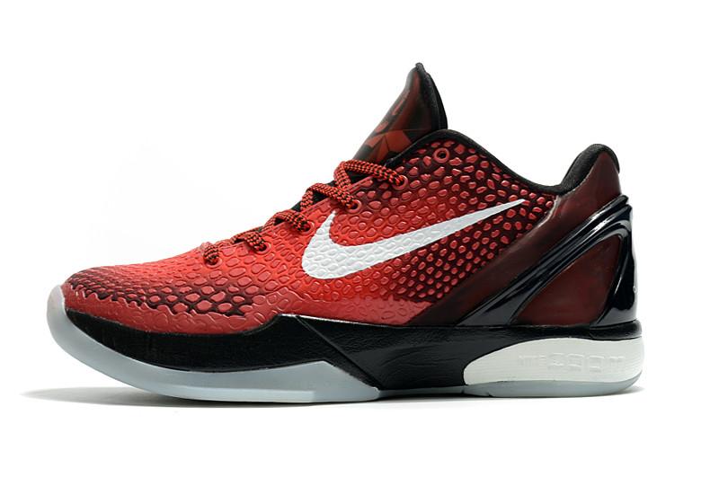"Баскетбольные кроссовки Nike Kobe Protro VI (6) ""Red"""