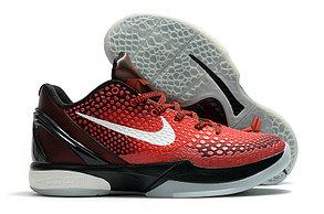 "Баскетбольные кроссовки Nike Kobe Protro VI (6) ""Red"", фото 2"