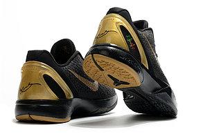 "Баскетбольные кроссовки Nike Kobe Protro VI (6) ""Black\Gold"", фото 3"