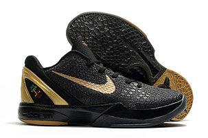 "Баскетбольные кроссовки Nike Kobe Protro VI (6) ""Black\Gold"", фото 2"