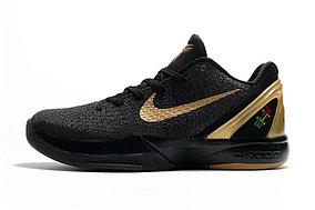 "Баскетбольные кроссовки Nike Kobe Protro VI (6) ""Black\Gold"""