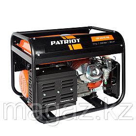 Генератор бензиновый Patriot GP 6510AE.