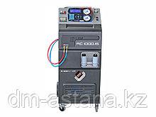 Автоматическая уставка для заправки автомобильных кондиционеров AC1000.15. Производство: ОМА (Италия)