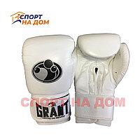 Профессиональные тренировочные боксерские перчатки Grant 16 oz