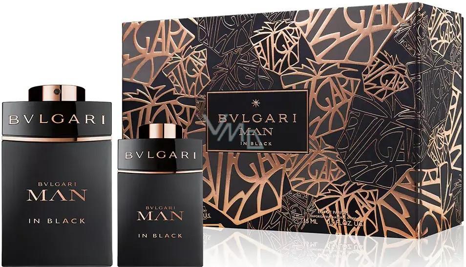 Bvlgari Bvlgari Man In Black Gift Set edp 60ml+ edp 15ml