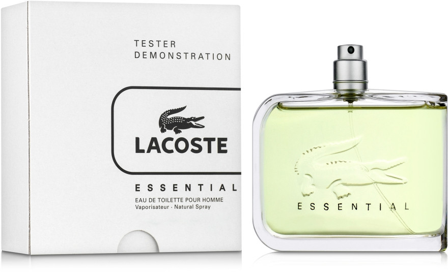 Lacoste Essential edt tester 125ml
