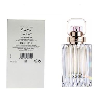 Cartier Carat edp tester 100ml