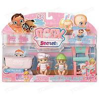 Набор с детским стульчиком BABY Secrets блистер 930-175