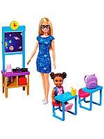 Кукла Barbie: Кем стать? Учитель Астрономии