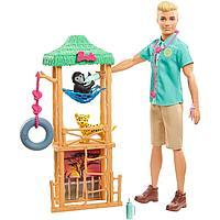 Кукла Barbie: Кем стать? Кен - ветеринар