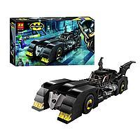 Конструктор Бэтмобиль: Погоня за Джокером Lari 11351, аналог Лего Супергерои 76119
