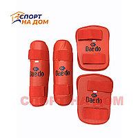 Защита голени и предплечья DaeDo в Тхэквондо (размер XL)
