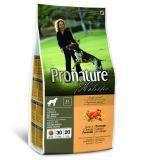 Pronature Holistic 13.6кг утка с апельсинами беззерновой корм для взрослых собак всех пород