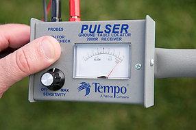 Tempo М2003 -импульсный локатор, фото 2