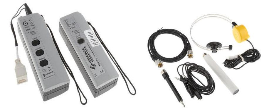 Greenlee CTS 132J - набор для трассировки, отбора кабеля и кабельных пар, фото 2