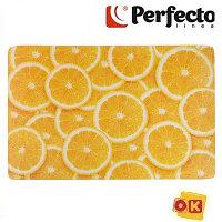 """Салфетка сервировочная полипропиленовая """"Oranges"""", 43.5х28.2 см, PERFECTO LINEA (45-001999)"""