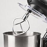 Тестомес - планетарный миксер G3 Ferrari G20134 Pastaio Shake чаша 5.5 литров, фото 7