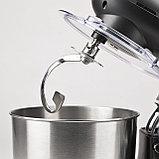 Тестомес - планетарный миксер G3 Ferrari G20134 Pastaio Shake чаша 5.5 литров, фото 8