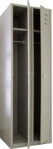 Медстальконструкция Дополнительная секция для шкафа МСК-2941.300 на заклепках (код МСК-2961.275)