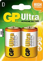Батарейки LR20 D 2 шт GP Batteries Ultra alkaline