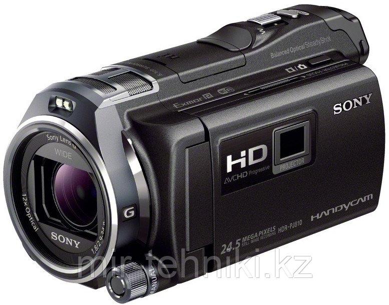 Видеокамера Sony HDR PJ810E