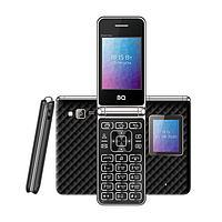 "Сотовый телефон BQ M-2446 Dream, 2.4"", 2sim, 32Мб, microSD, 800 мАч, черный"
