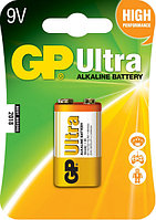 Батарейки 6LF22 9V 1 шт GP Batteries Ultra alkaline