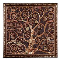 Гобеленовая картина 'Древо жизни' 50х52 см рамка микс