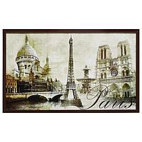Картина 'Париж' 67х107 см рамка микс