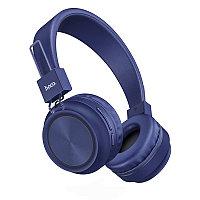 Наушники Hoco W25 синий, фото 1