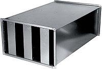 Шумоглушитель пластинчатый ГТ  L=900   ASK 900-500
