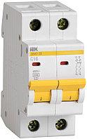 Автоматический выключатель ВА47-29М 2P 10A 4,5кА х-ка C ИЭК