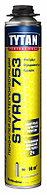 STYRO 753 TYTAN Полиуретановый клей для теплоизоляции