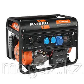 Генератор бензиновый Patriot GP 8210AE.