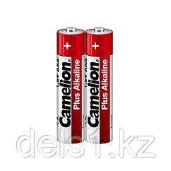 Батарейка, CAMELION, LR03-SP2, Plus Alkaline, AAA, 1.5V, 1150 mAh, 2 шт в плёнке