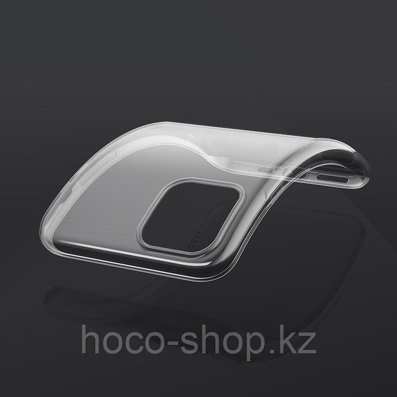 """Защитный чехол для iPhone 11 прозрачный Hoco """"Light series"""" - фото 2"""